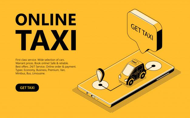 online taxi