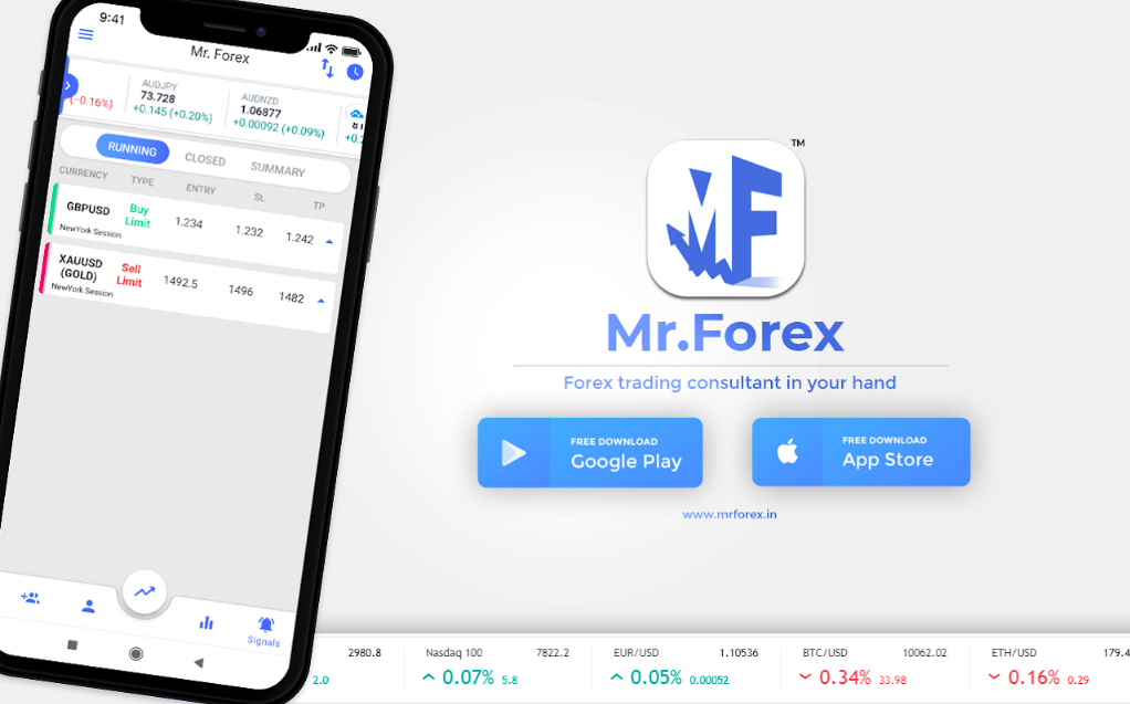 Mr.Forex Download The App